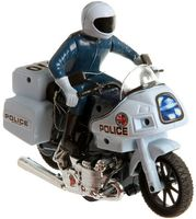 "Игрушка ""Полицейский на мотоцикле"""