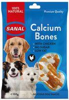 """Лакомство для собак """"Calcium Bones"""" (100 г)"""