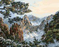 "Картина по номерам ""Китай. Хуаншань"" (400х500 мм)"