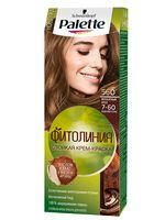 """Крем-краска для волос """"Фитолиния"""" тон: 560, мускатный орех"""