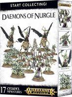 Warhammer Age of Sigmar. Daemons Of Nurgle. Start Collecting (70-98)