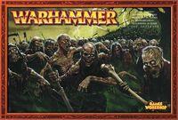 """Набор миниатюр """"Warhammer FB. Vampire Counts Zombies"""" (91-07)"""