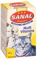 """Витамины для кошек """"Sanal. Премиум"""" (85 таблеток, арт. 3700SC)"""