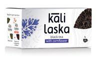 """Чай черный """"Kali Laska. С васильком"""" (25 пакетиков; саше)"""