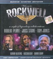 Welcome to Rockwell - A Night of Legendary Collaborations (Blu-Ray)