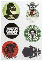 "Набор виниловых наклеек №76 ""Star Wars"""