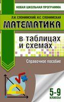 Математика в таблицах и схемах. Справочное пособие. 5-9 класс