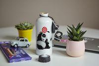 """Бутылка """"Панда с леденцом"""" (600 мл; арт. 50)"""