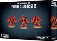 Warhammer 40.000. Blood Angels. Primaris Aggressors (41-29)