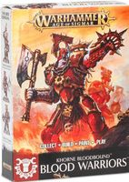 Warhammer Age of Sigmar. Blades of Khorne. Blood Warriors. Easy to Build (71-03)