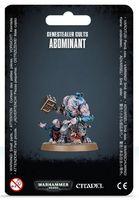 Warhammer 40.000. Genestealer Cults. Abominant (51-59)