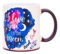 "Кружка-хамелеон ""I love you to the moon"""