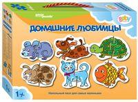 """Пазл напольный """"Домашние любимцы"""" (12 элементов)"""