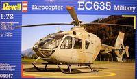 "Вертолет ""EC635 Military"" (масштаб: 1/72)"