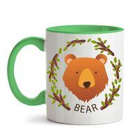 "Кружка ""Медведь"" (арт. 350)"