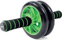 Ролик для пресса RL-102 PRO (зелёный/чёрный)