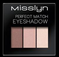 "Палетка теней для век ""Perfect Match Eyeshadow"" (тон: 27)"