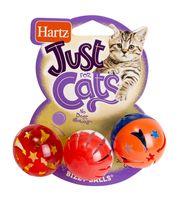 """Игрушка для кошек """"Занятные шарики"""" (3 шт.)"""