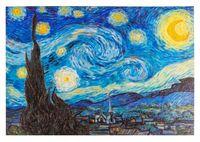 """Магнит на холодильник """"Ван Гог. Звездная ночь"""""""