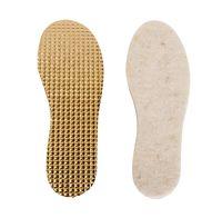 Стельки для обуви шерстяные детские (р. 22-35)