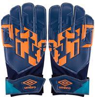 """Перчатки вратарские """"Veloce Glove"""" 20907U (р. 10; сине-оранжевые)"""