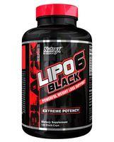 "Жиросжигатель ""Lipo 6 Black"" (120 капсул)"