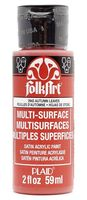"Краска акриловая ""FolkArt Multi-Surface"" (осенние листья; 59 мл; арт. PLD-02943)"