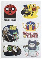 "Набор виниловых наклеек №78 ""Adventure Time"""
