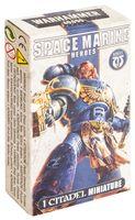 """Бустер """"Warhammer 40.000. Space Marine Heroes"""""""
