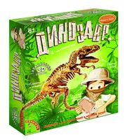 """Набор палеонтолога """"Науки с Буки. Тираннозавр"""""""