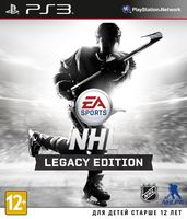 NHL 16. Legacy edition (PS3)