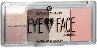 Палетка для макияжа глаз и лица (тон: 01, glow for it)