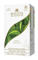 """Чай черный """"Hyleys. Гармония природы"""" (25 пакетиков)"""
