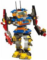 """Конструктор """"Робот трансформер. Машина войны"""" (426 деталей)"""