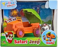 "Игровой набор ""YooHoo & Friends. Safari Jeep"""