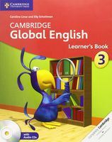 Cambridge Global English. Stage 3. Learner`s Book (+ 2 CD)