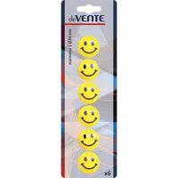 """Набор магнитов для доски """"Smile"""" (6 шт.; 3 см)"""