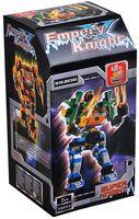 """Конструктор """"Робот трансформер. Тамплиер"""" (396 деталей)"""