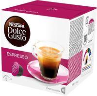 """Кофе капсульный """"Nescafe. Dolce Gusto. Espresso"""" (16 шт.)"""