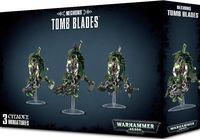 Warhammer 40.000. Necrons. Tomb Blades (49-13)
