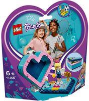 "LEGO Friends ""Шкатулка-сердечко Стефани"""