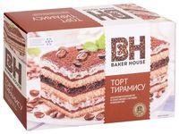 "Торт бисквитный ""Baker House. Тирамису"" (350 г)"