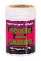 "Карамель леденцовая ""Toxic Candy. Вишня"" (68 г)"