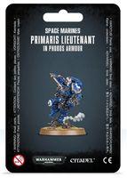 Warhammer 40.000. Space Marines. Primaris Lieutenant in Phobos Armour (48-64)