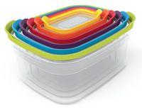 """Набор контейнеров для хранения """"Nest 6"""" (6 шт.; яркие)"""