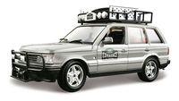 "Модель машины ""Bburago. Range Rover Safari"" (масштаб: 1/24)"