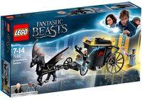 "LEGO Fantastic Beasts ""Побег Грин-де-Вальда"""