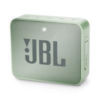 Колонка беспроводная JBL GO 2 (мятная)