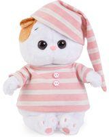 """Мягкая игрушка """"Кошечка Ли-Ли Baby в полосатой пижамке"""" (20 см)"""