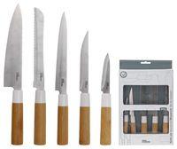 Набор ножей металлических (5 шт.; арт. C80201200)